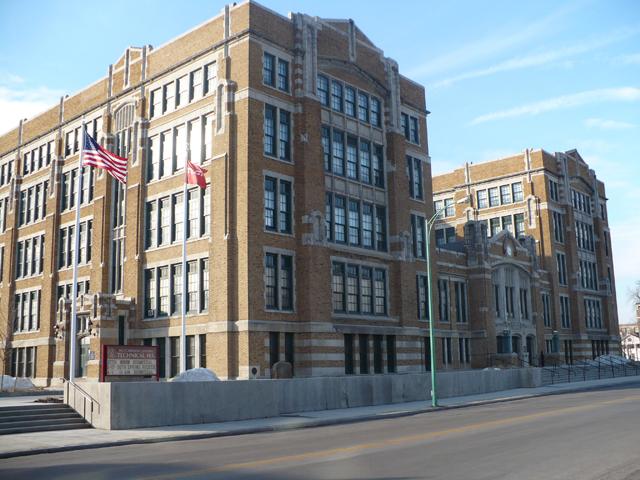Hutchinson Central Technical High School Buffalo Ny